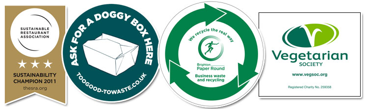 Environmentally friendly stickers